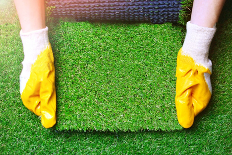 Can Artificial Turf be Repaired?
