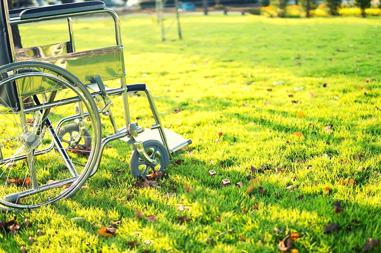 Artificial Turf for Wheelchair Users