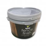 Timber Fence Paint 10L Black Colour