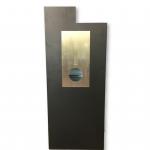 Metal Mailbox – Black JHC – 6018