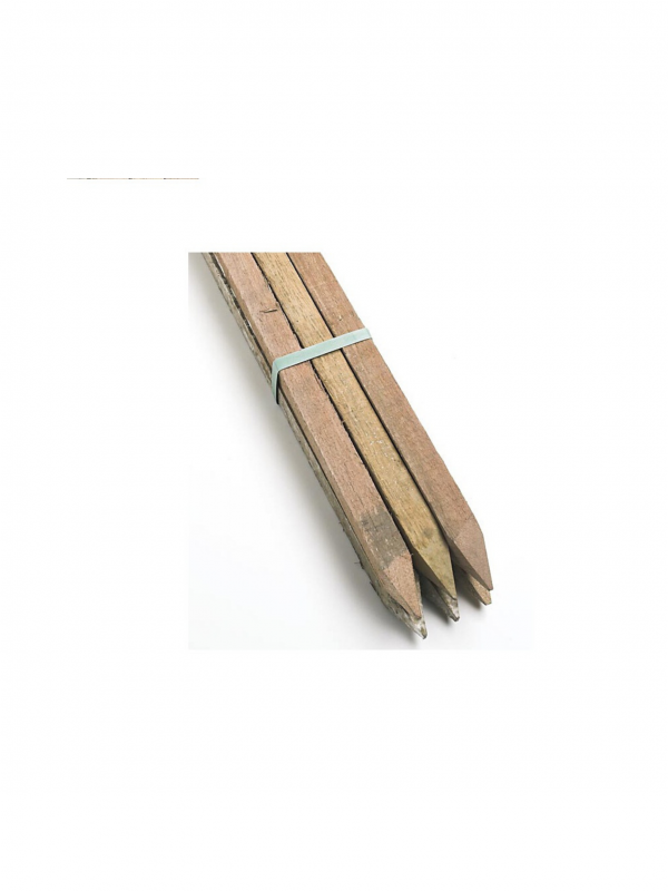 Timber Stakes 25 x 25 x 1200mm (Per 10)