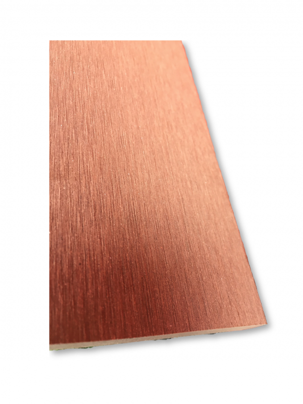 Light Brown Skirting Board 100 X 12mm X 5.4m