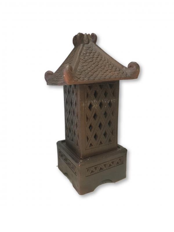 Terracotta Bali Garden Lamp