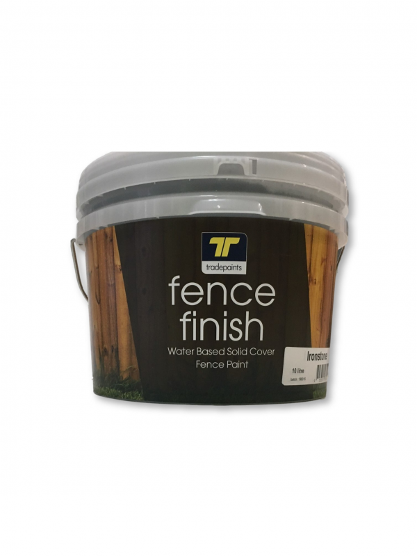 Timber Fence Paint 4L Ironstone Colour