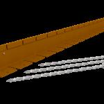 75mm StraightCurve FlexLine 2.2m Long