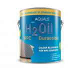AQUALIS - H2 Oil Duracolour - Charcoal 4 LT