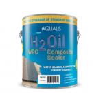 AQUALIS - H2 Oil Composite Sealer Matt - 10Lt