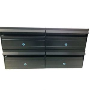 Letterbox for Units or Multi-Dwellings