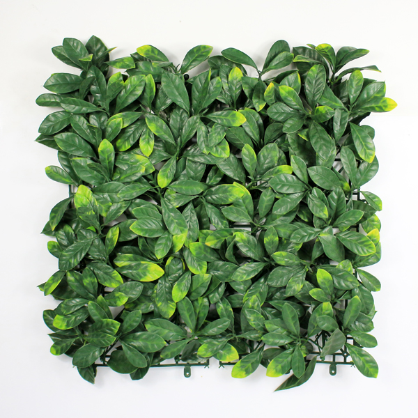 Leafy Green Artificial Hedge Tile 50 x 50 CM