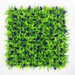 Hyacinth Flower Artificial Hedge Tile (A078) 50 x 50 CM