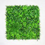 Gardenia Premium Artificial Hedge Tile 100 X 100 CM