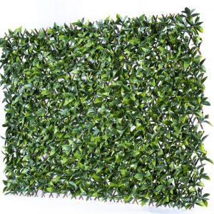 Green Trellis Artificial Hedge Tile (B032) 100x200 CM