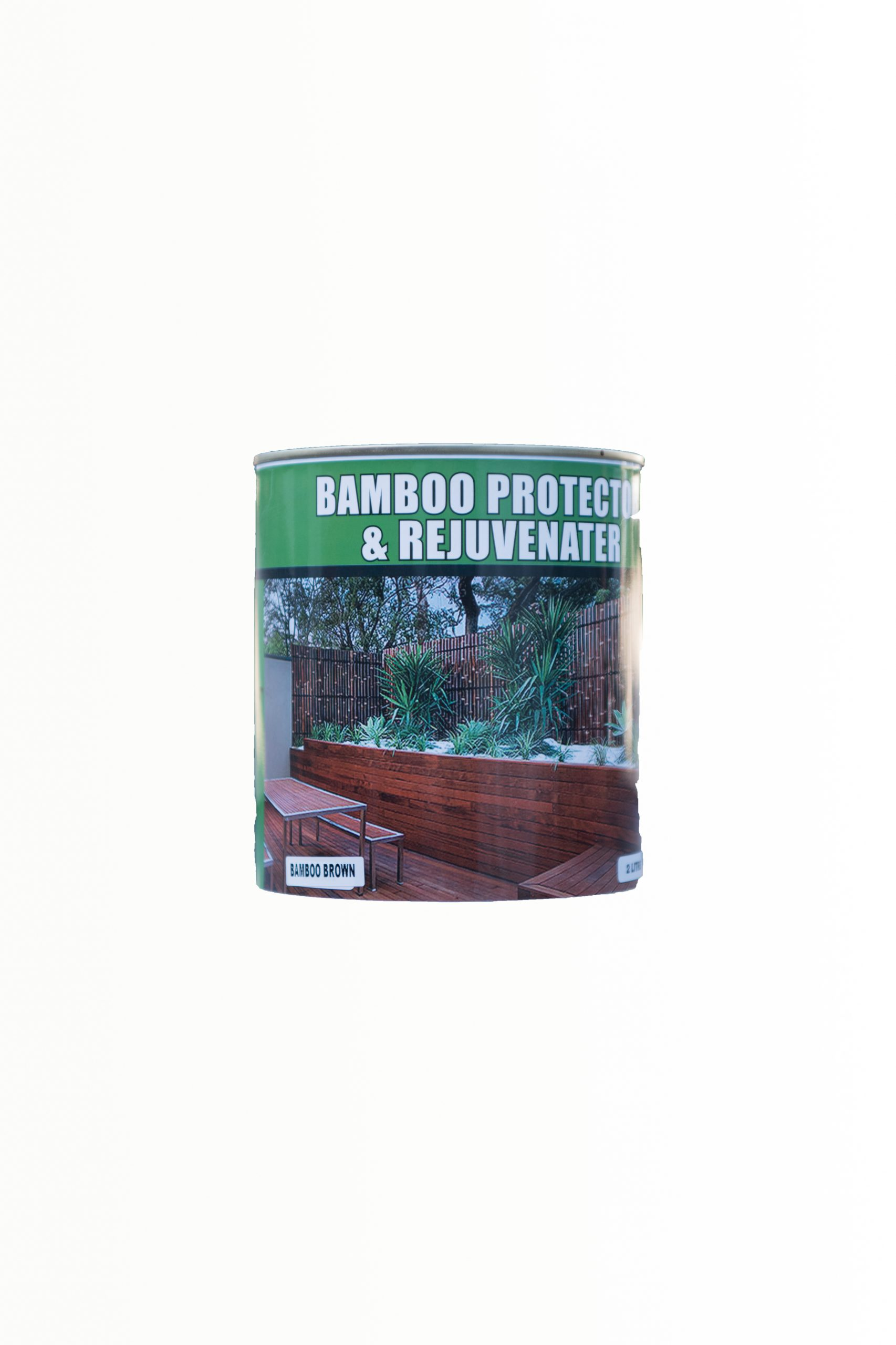 Bamboo Protector Clear 2L