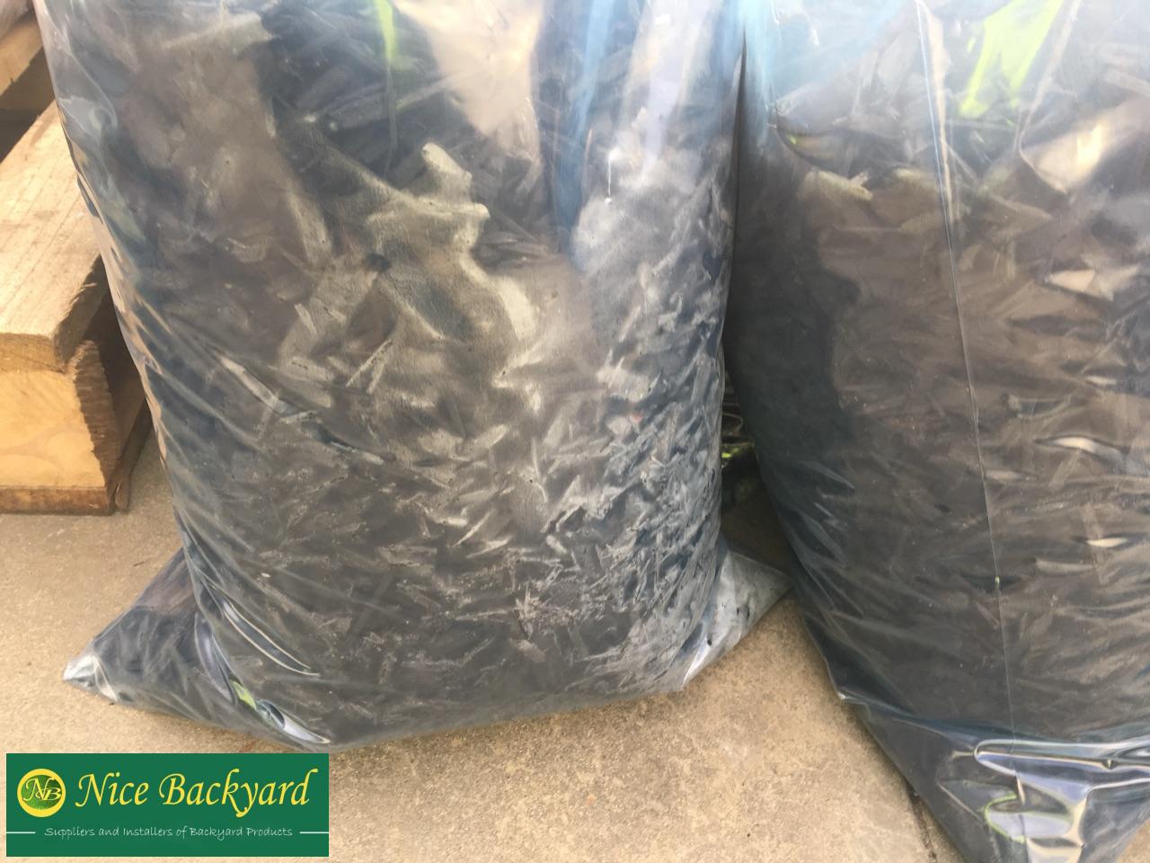 Black Mulch 40L Bag