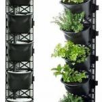 Vertical Garden Kit Wall Hanging Flowers Pot