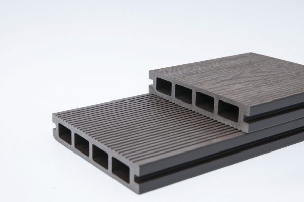 Composite Decking 140 X 25 X 5400mm Coffee Colour