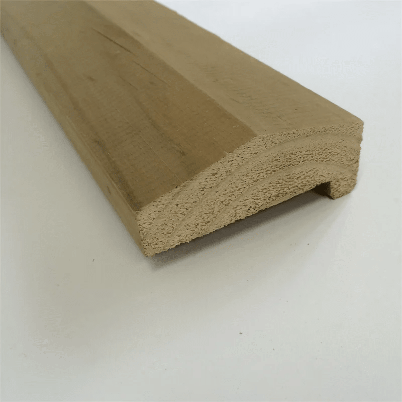 90 x 45mm x 5.4m Treated Pine Rebated Fence Capping