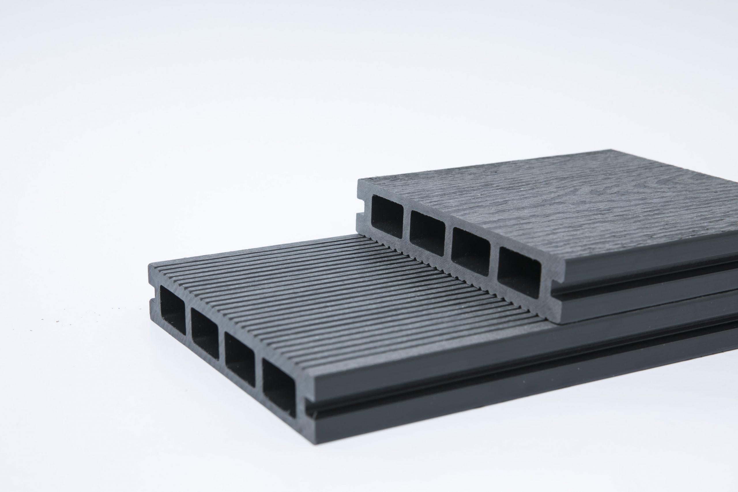 Composite Decking 140 X 25 X 5400m Charcoal Colour