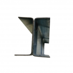 H Post for 75mm Sleeper (3mm Thick Steel)