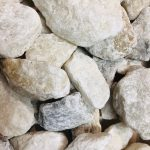 Ice White Pebbles 30-50mm
