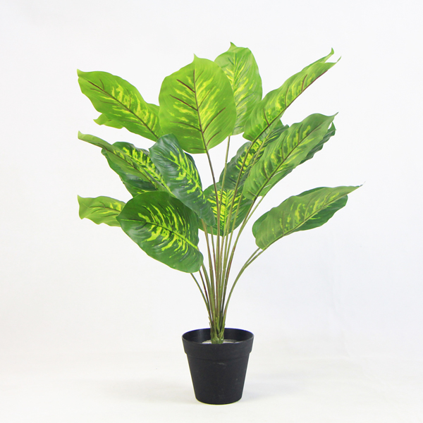 Evergreen Leaf Artificial Plant
