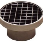 Finishing Collar & Grate 90mm S/W (Pack of 100)