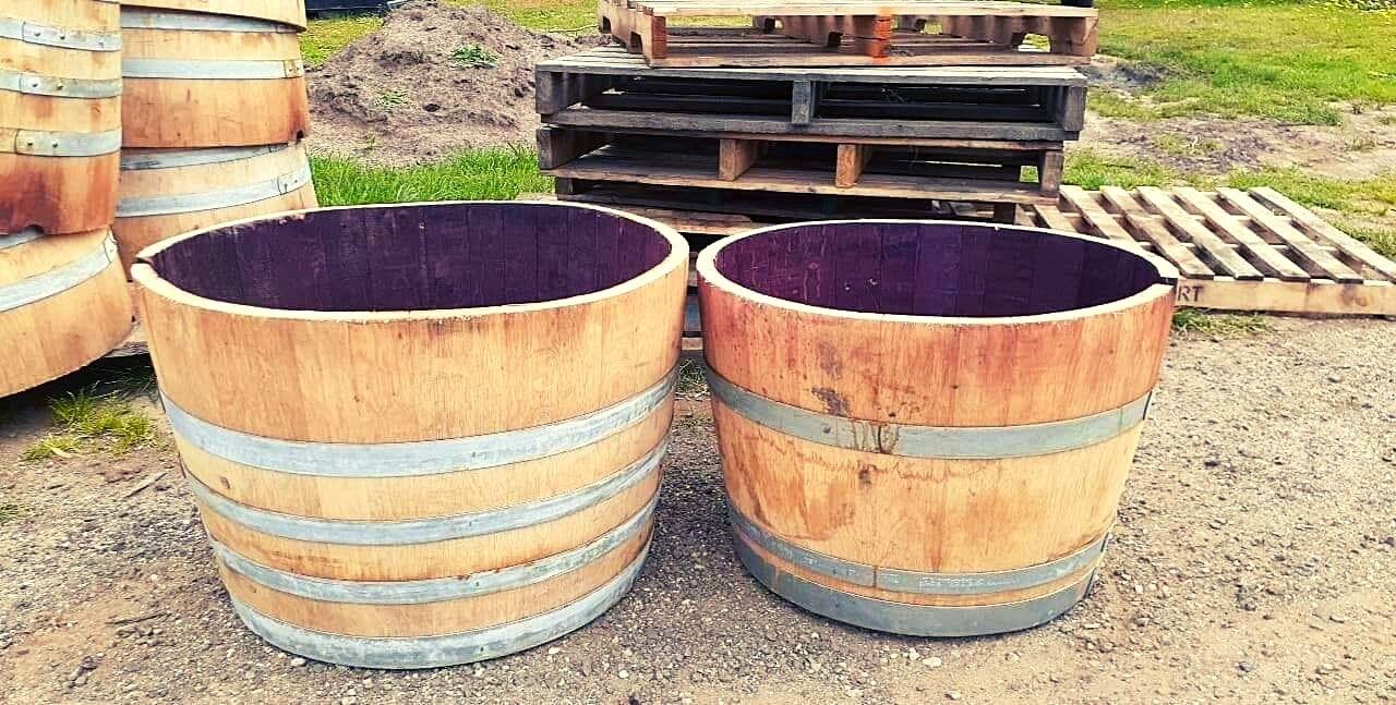 Wine Barrels 300 Half