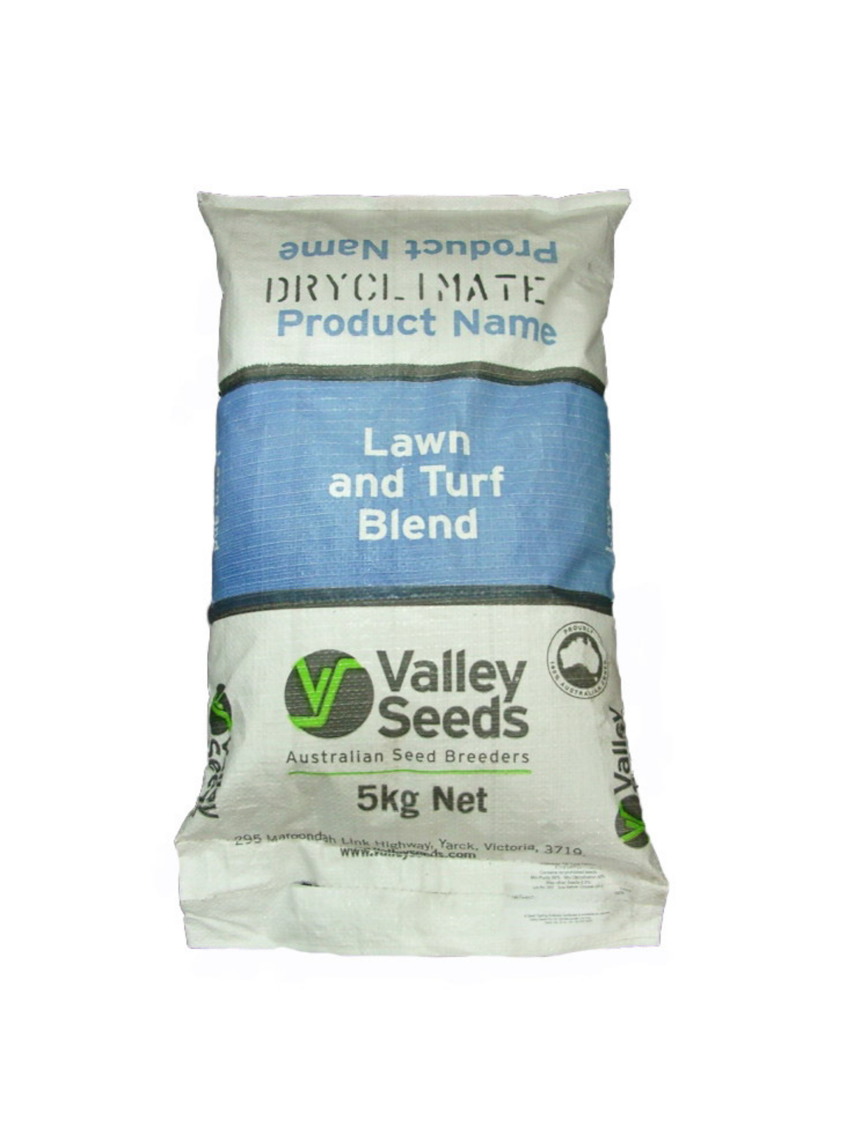 5kg Dry Climate /Tall Fescue Lawn Seed