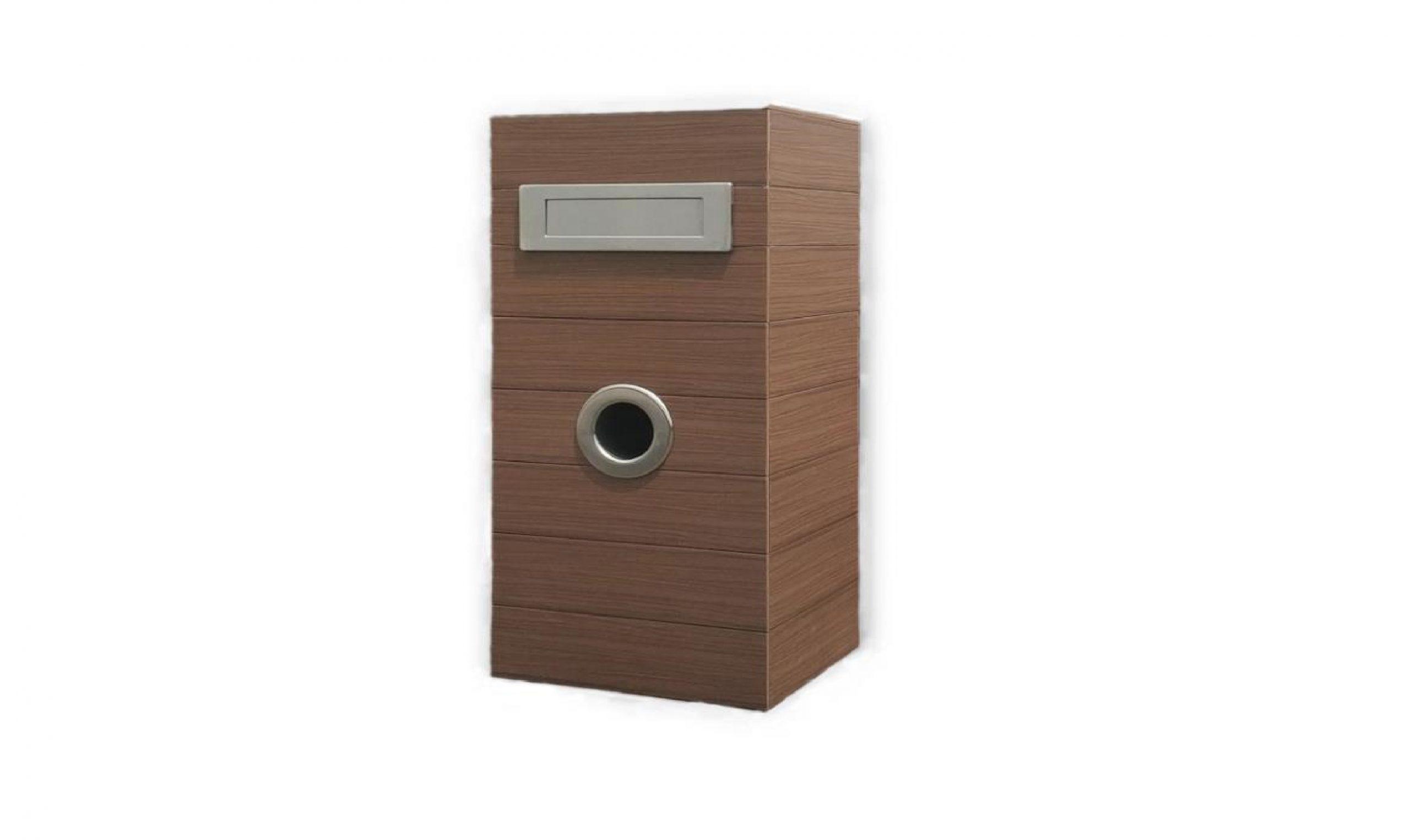Metal Mailbox - ES013