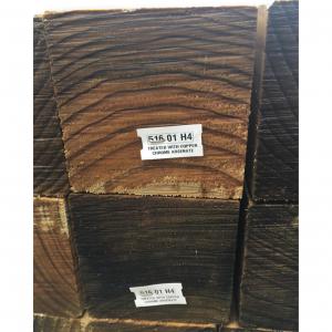 2.7m Sawn Treated Pine Posts 100 x 100mm