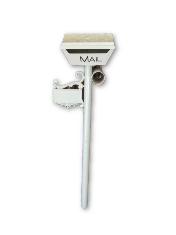 Metal Mailbox – Fusion Stand Alone