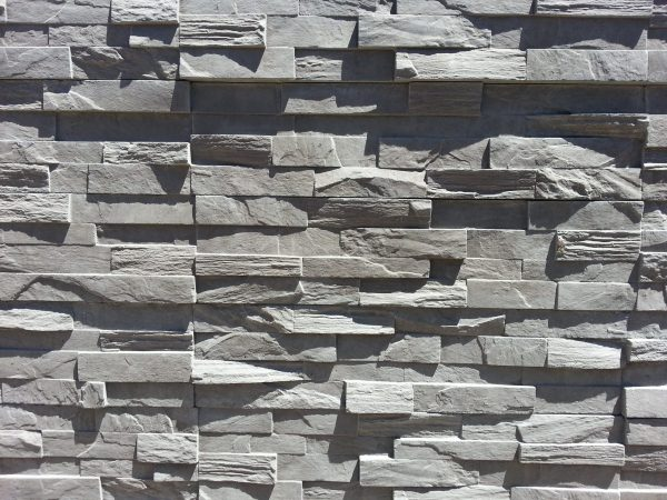 Charcoal Stackstone Concrete Sleepers 200 x 80 x 2m