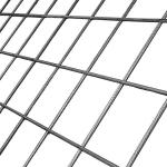 Reo Mesh Steel Sheet F62 - Concrete Mesh 6m x 2.4 m