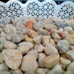 creamy pebbles