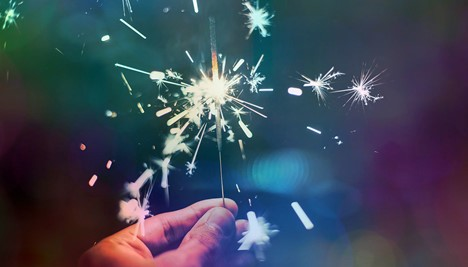 Can you use fireworks on Artificial Grass?